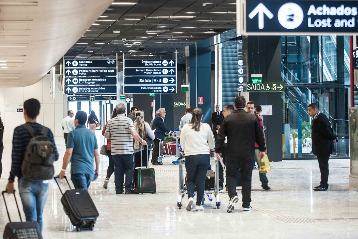 Anac refor�a monitoramento em aeroportos no per�odo de f�rias