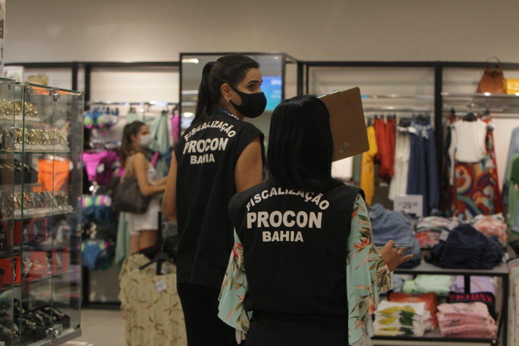 Procon-BA refor�a fiscaliza��o no com�rcio e internet para o Dia das M�es