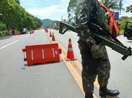 Decreto autoriza Forças Armadas a liberar estradas mas caminhoneiros seguem com bloqueios
