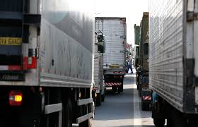 CNI: greve de caminhoneiros faz faturamento da indústria cair 16,7%