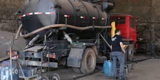 SSP e Sefaz operam contra grupo que adultera combust�veis