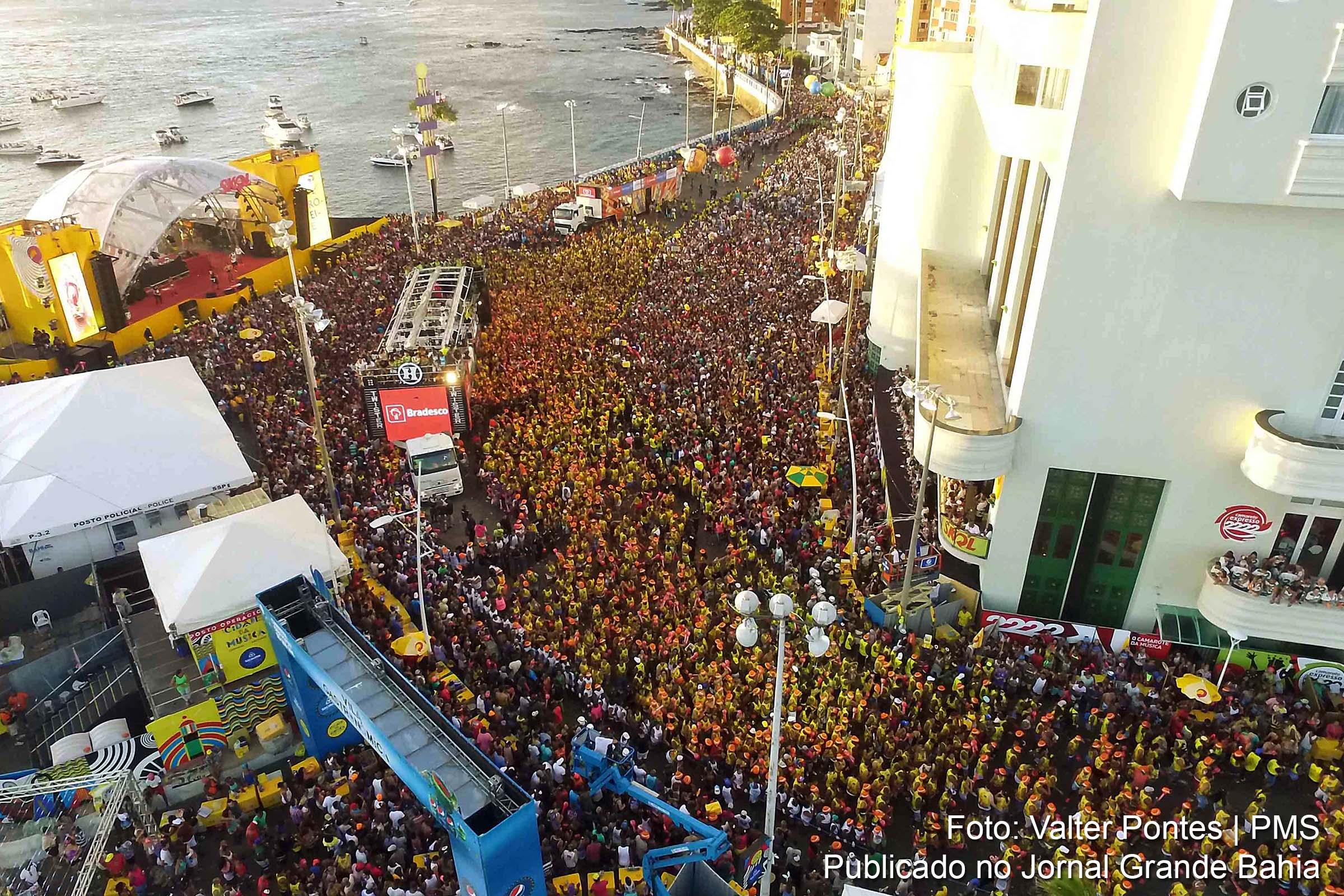 Prefeitura vai intensificar fiscaliza��o nos dias em que aconteceria o Carnaval