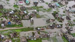 Mudan�as clim�ticas for�am 20 milh�es por ano a deixarem suas casas