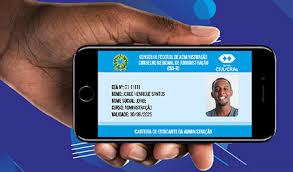 Emissão da carteira estudantil digital tem início em 90 dias