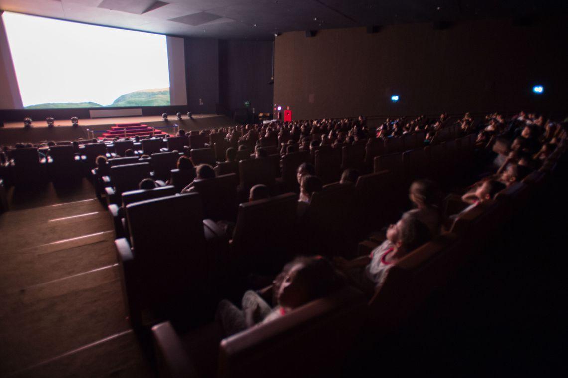 Projeto usa cinema para inclus�o de crian�as com dist�rbios sensoriais