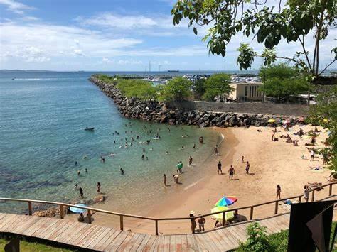 Opera��o Praia Limpa fiscalizar� orla de Salvador amanh� (17)