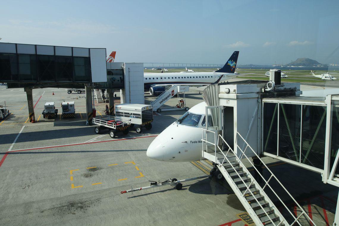 Governo do Rio diminui ICMS do querosene de aviação para atrair turistas