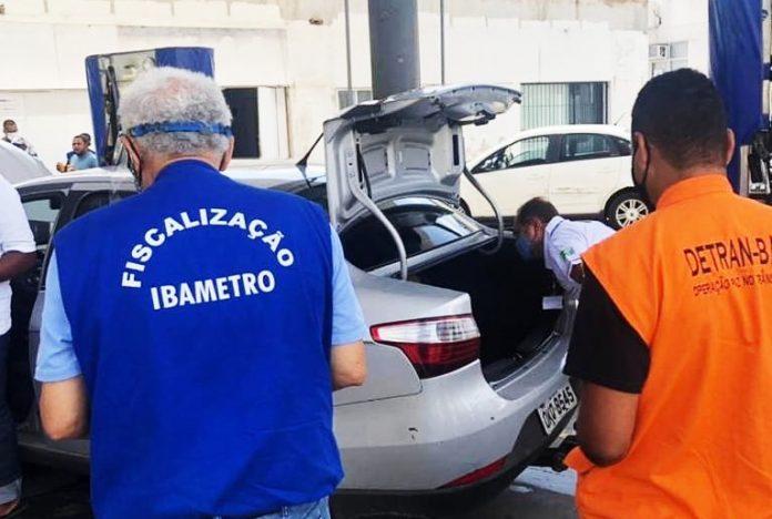 Detran-BA orienta condutores sobre maneira segura para instalação do kit gás veicular