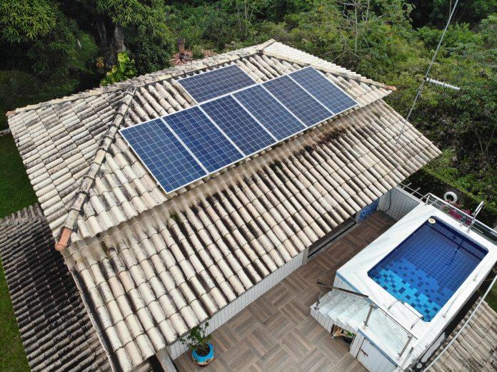 Gera��o distribu�da de energia solar cresce em 118 por cento na Bahia