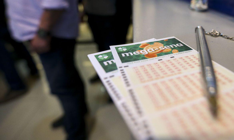 Mega-Sena acumula e pr�ximo concurso deve sortear R$ 100 milh�es