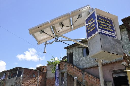 Embasa testa sirenes do sistema de emergência da barragem de Pituaçu