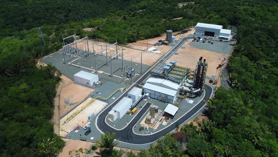 Imetame pretende ampliar unidade para produzir energia el�trica em Cama�ari