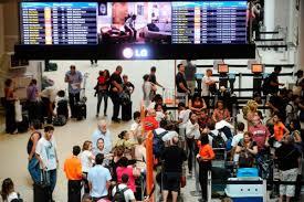 Eleitores em tr�nsito poder�o justificar aus�ncia em nove aeroportos