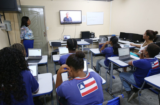 Internet nas Escolas chegar� a mais 74 unidades estaduais em 2020