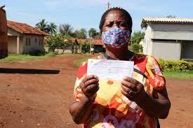 Comunidades quilombolas recebem primeira dose da vacina contra a Covid-19