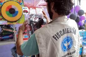 Codecon faz Opera��o Dia das Crian�as em shoppings e com�rcio de rua
