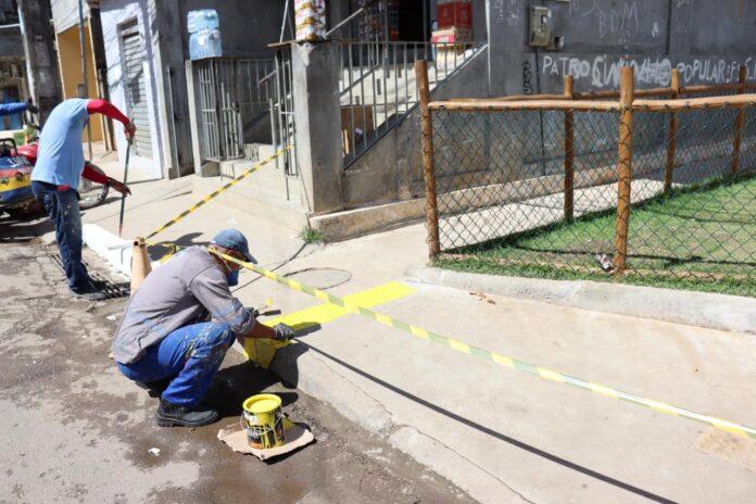 Desal promove mutir�o de manuten��o em pra�as de Salvador