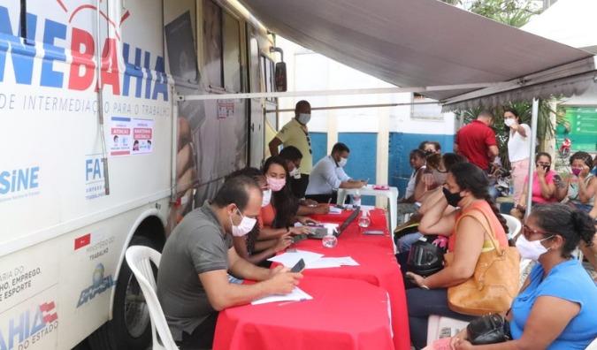 Governo do Estado e instituto levam a��o de empregabilidade para oeste baiano