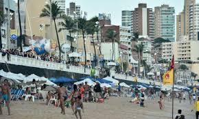 Prefeitura interdita seis praias e reduz frota de ônibus