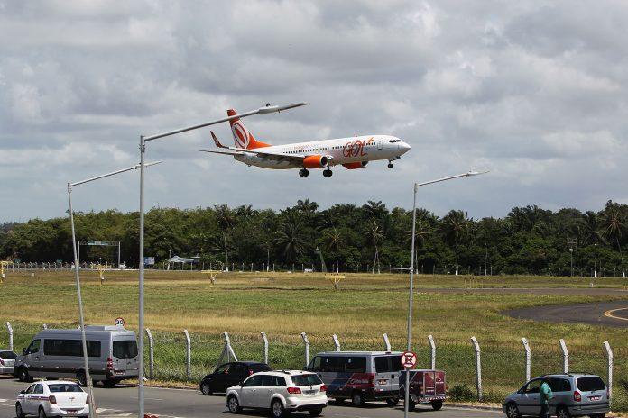 Retomada de voos para a Bahia aumenta com temporada de f�rias
