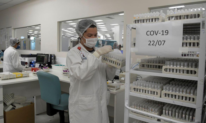 Com 1.437 �bitos nas �ltimas 24 horas, Brasil se aproxima de 100 mil mortes