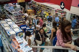 Intenção de Consumo das Famílias cresce 1,1% de outubro para novembro