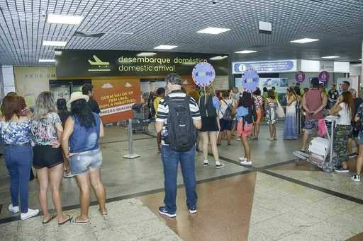 Bahia recebe mais de 400 voos extras no per�odo de Carnaval