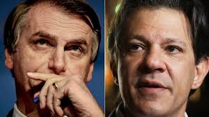 Bolsonaro e Haddad vão disputar segundo turno das eleições presidenciais