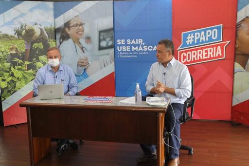 Governo do Estado incrementa serviço de saúde com 165 novos leitos em Salvador