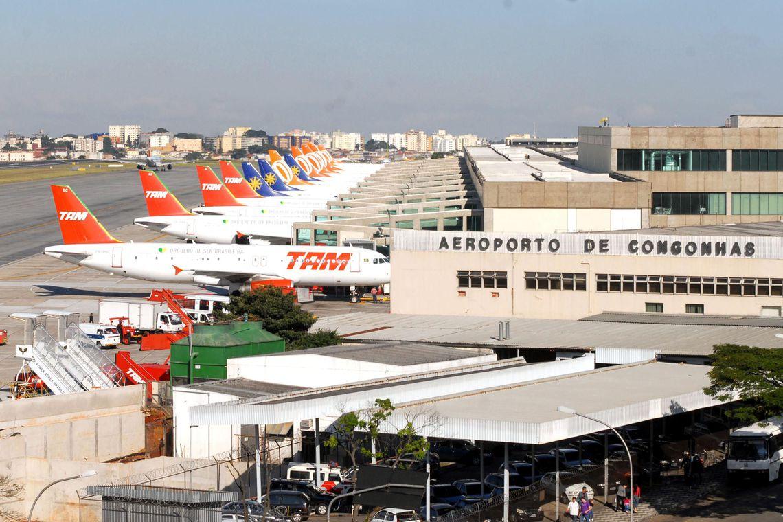 Principais aeroportos devem receber 6,8 milhões de passageiros no carnaval