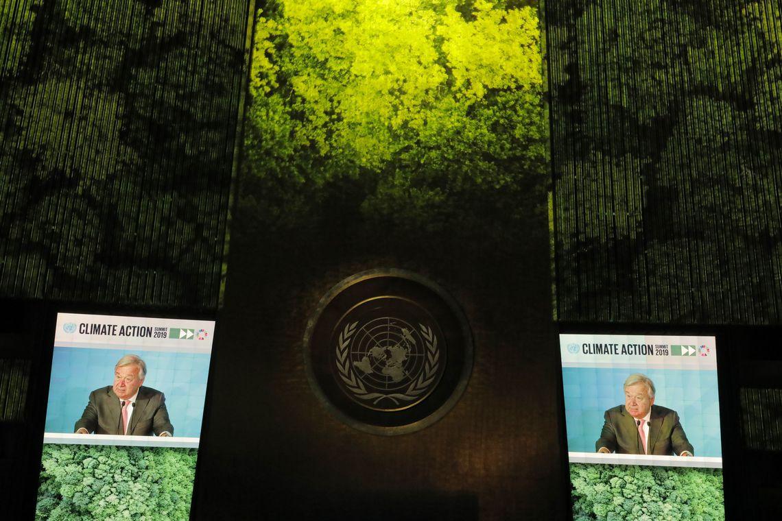 Secret�rio da ONU sugere que pa�ses devem adotar taxas contra a polui��o