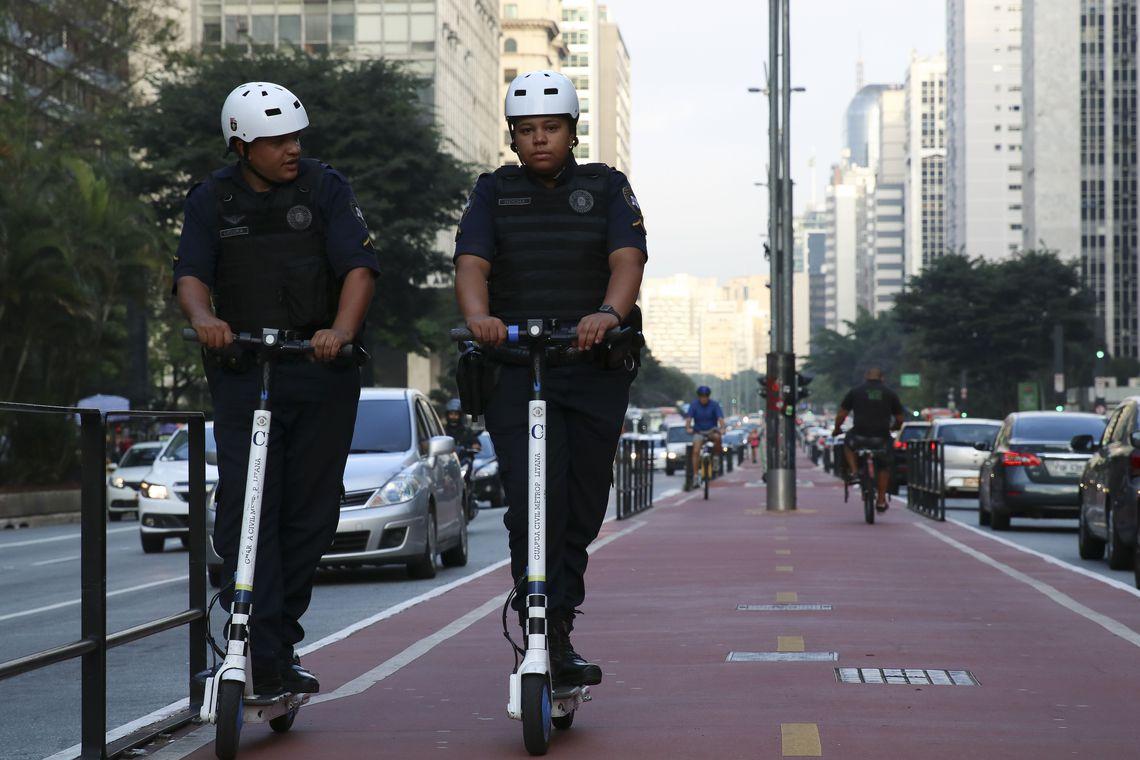 Decreto regula servi�o de patinetes compartilhadas em S�o Paulo