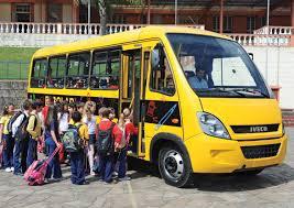 Ibametro inspeciona �nibus do transporte escolar entregues a prefeituras