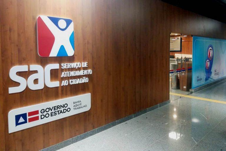 Detran-BA transfere serviços do Shopping Paralela para o novo SAC Pituaçu