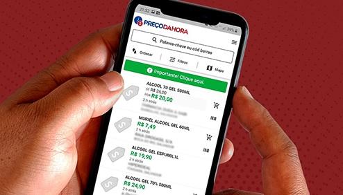 Aplicativo Pre�o da Hora Bahia completa um ano com 430 mil usu�rios