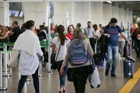 Infraero espera mais de 1 milh�o de passageiros no feriad�o