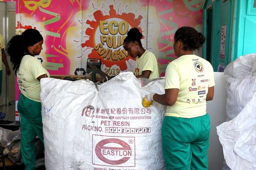 Operação distribui kits de proteção a catadores no Carnaval