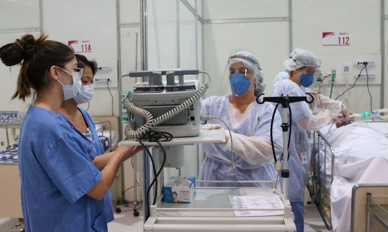 Pandemia: mortes de gr�vidas e pu�rperas dobram em 2021