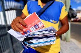 Tarifas postais s�o reajustadas em 5,99%