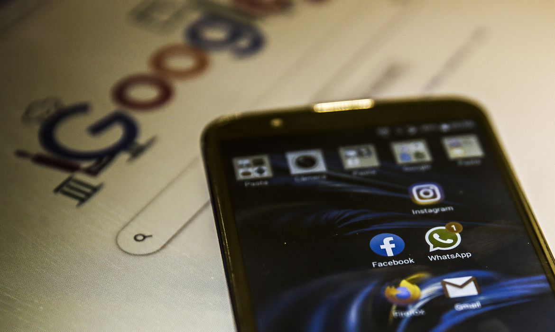 Pesquisa mostra que Brasil tem 134 milh�es de usu�rios de internet