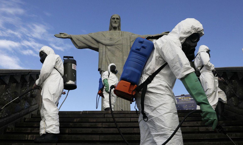 Brasil acumula 132 mil mortes e 4,3 milhões de casos