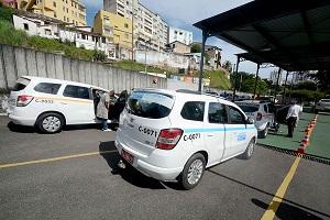 Inspeção anual para táxi em Salvador começa amanhã (05)