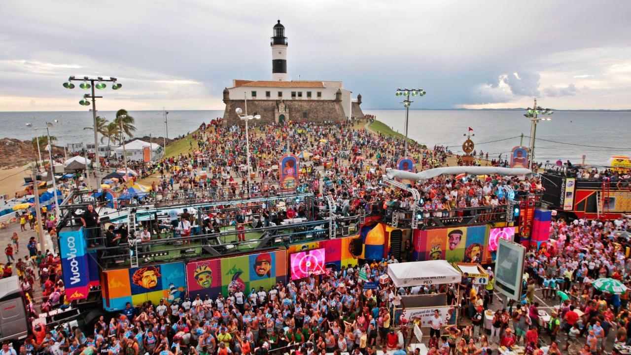 Carnaval de Salvador 2021 em fevereiro est� suspenso