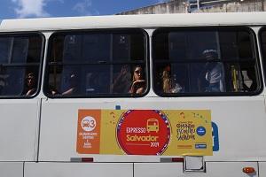 Expresso Carnaval já transportou 20 mil pessoas