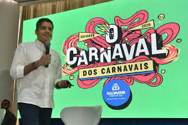 Carnaval de Salvador movimenta R$1,8 bilhão e gera 215 mil empregos