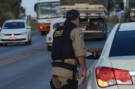 PRF refor�a policiamento ostensivo e de preven��o no feriad�o