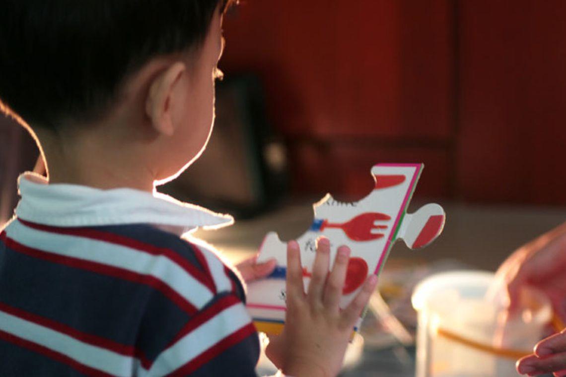 Caracter�sticas do autismo s�o percept�veis nos primeiros anos de vida