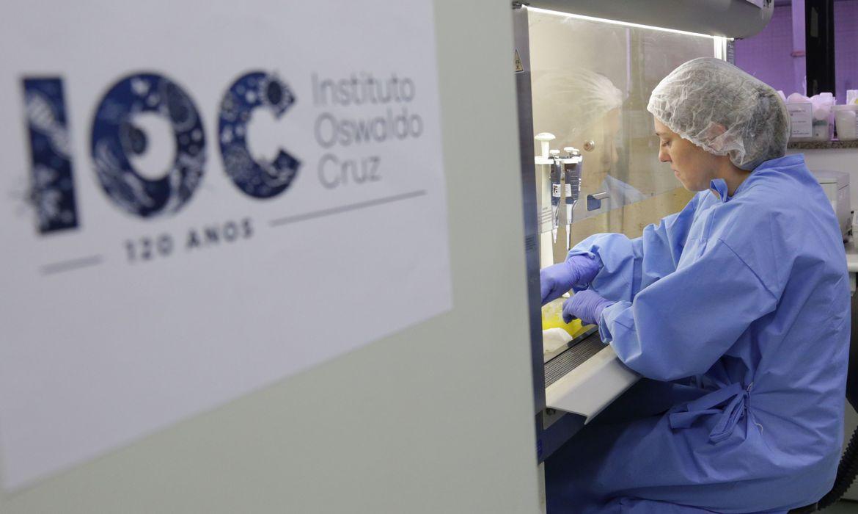 Cai para tr�s n�mero de casos suspeitos de coronav�rus no Brasil