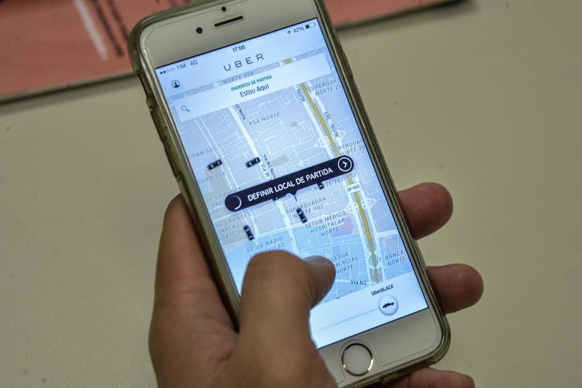Serpro fecha contrato com Uber para mais seguran�a aos usu�rios