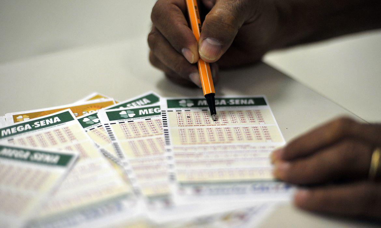 Mega-Sena sorteia neste s�bado pr�mio estimado em R$ 90 milh�es